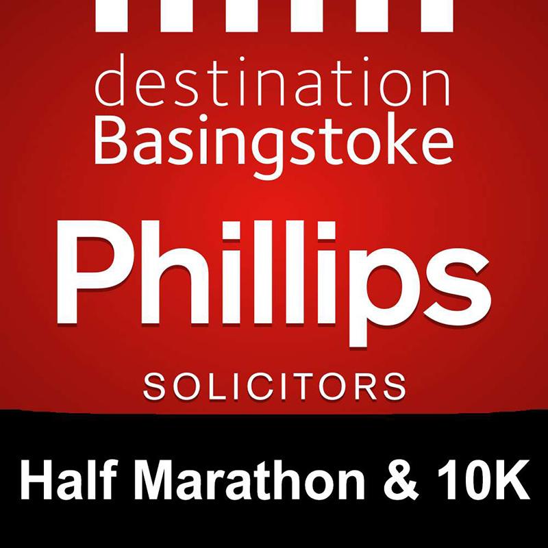 Phillips Basingstoke Half Marathon