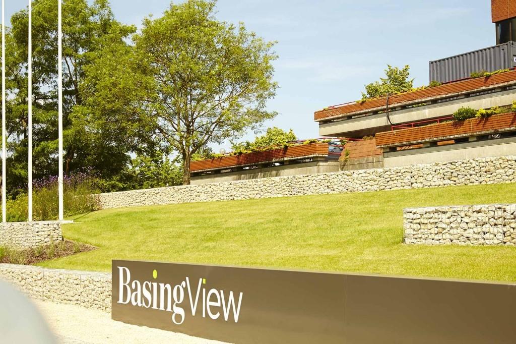 basing view