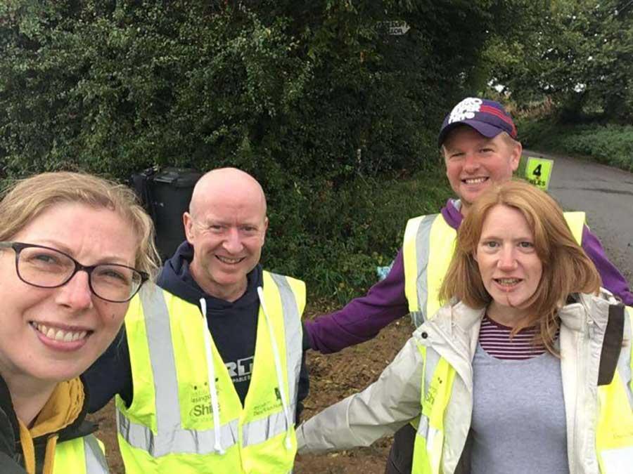 basingstoke half marathon volunteers